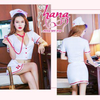Đồ cosplay y tá