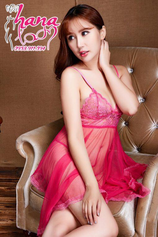 Đầm ngủ quyến rũ nhiều màu VN012 1