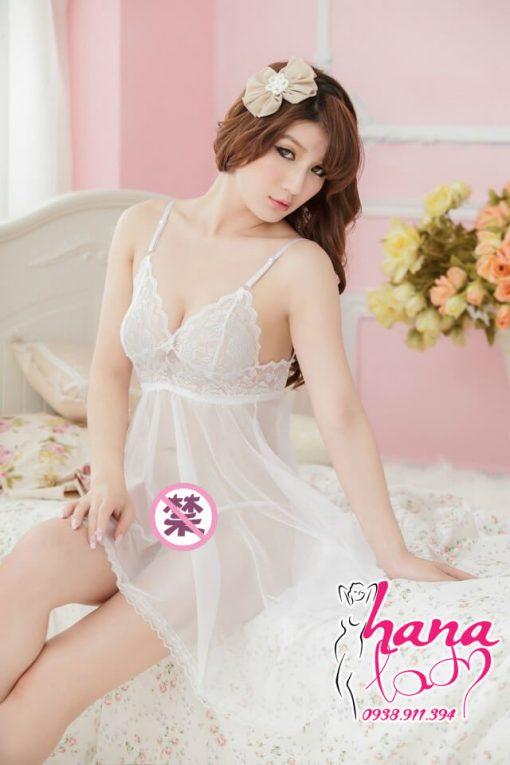Đầm ngủ quyến rũ nhiều màu VN012 5