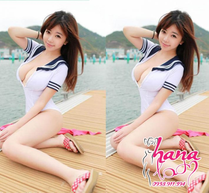 Cosplay nữ sinh jumsuit sexy CP084 11
