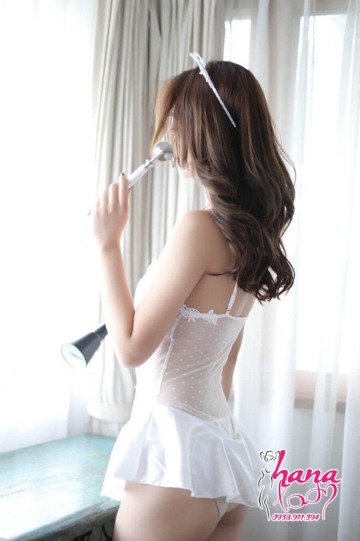Váy ngủ liền thân sang chảnh VN059 6