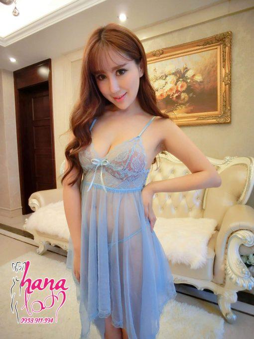 Đầm ngủ quyến rũ nhiều màu VN012 13