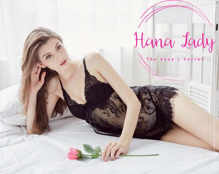 Váy ngủ ren sexy VN112 6