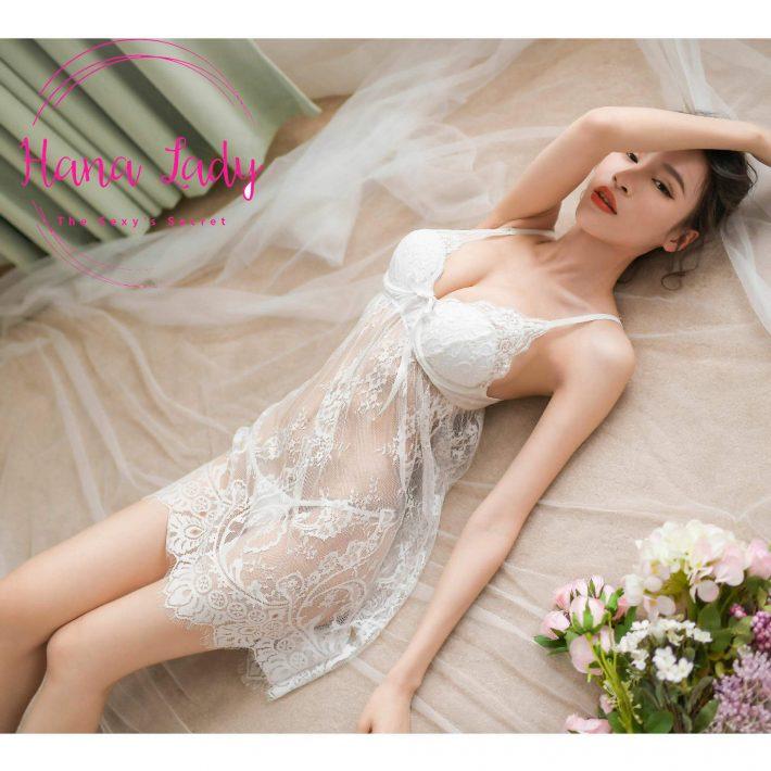 Váy ngủ ren sexy VN112 4