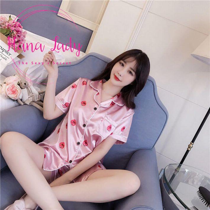 Đồ ngủ Pijama ngắn tay PJ03
