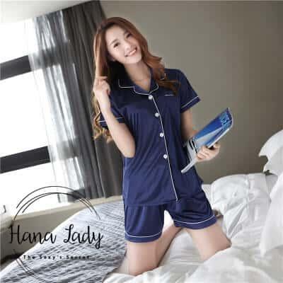 Pijama tay ngắn PJ028