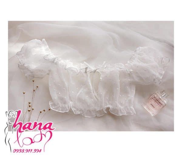 Bộ ngủ bra lót sexy VN242 7