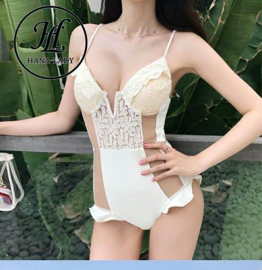 Bikini 1 mảnh nâng ngực cao cấp BN091 5