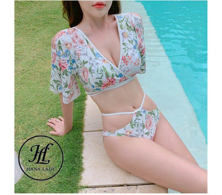 Bikini 2 mảnh dây chéo ngực sexy BN089 1