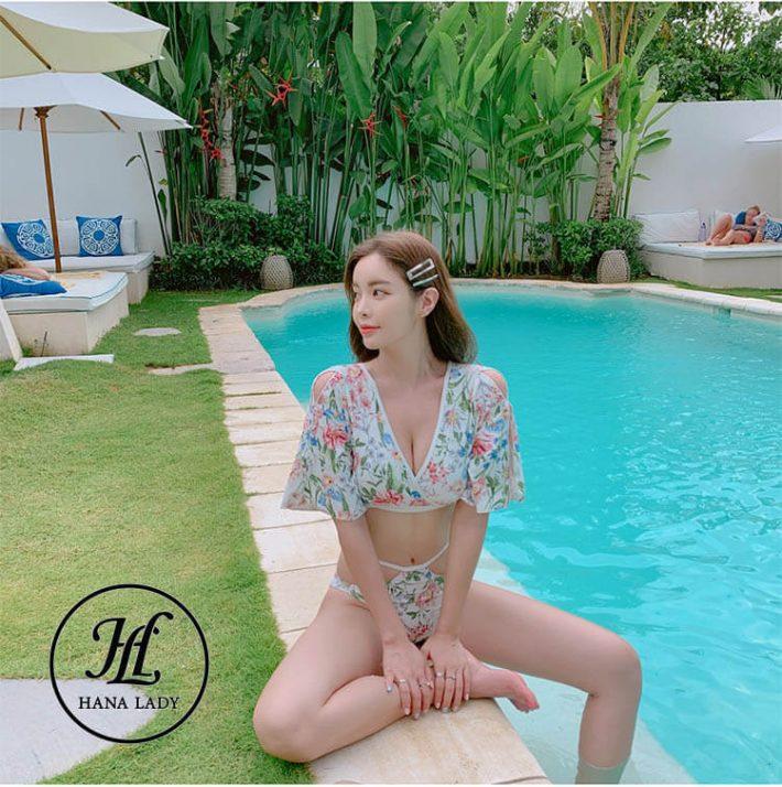 Bikini 2 mảnh dây chéo ngực sexy BN089 7