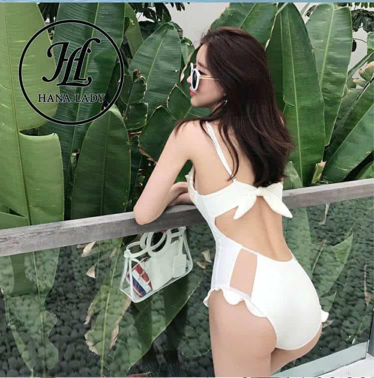Bikini 1 mảnh nâng ngực cao cấp BN091