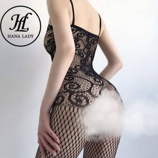 Bodysuit lưới sexy VN279 3