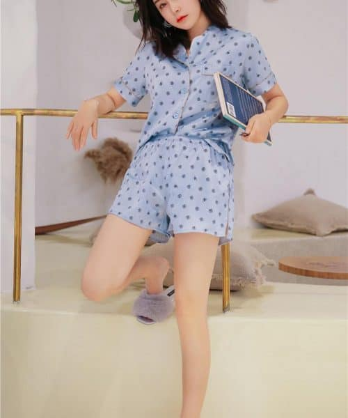 Đồ ngủ nữ pijama