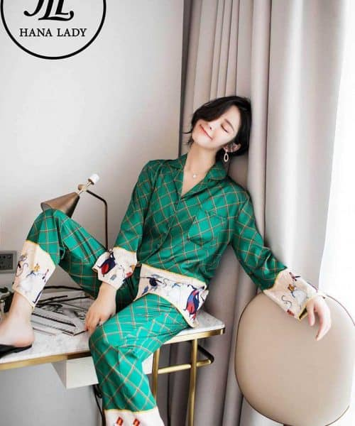 Đồ ngủ pijama nữ