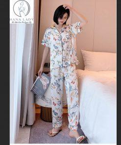Pijama lụa